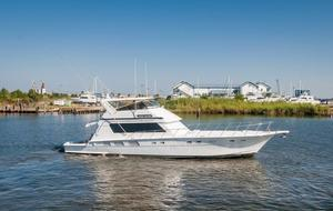 Used Hatteras 65-convertible Fishing Boat For Sale