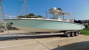 Used Marlago 35 Center Console Center Console Fishing Boat For Sale