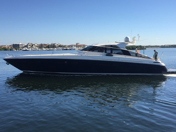 Used Baia Atlantica Express Cruiser Boat For Sale