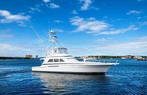 Used Bertram 60 Convertible Fishing Boat For Sale