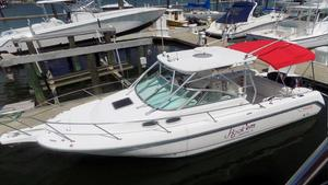 Used Boston Whaler 28 Conquest Sports Fishing Boat For Sale