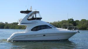 Used Sea Ray 44 Sedan Bridge Cruiser Boat For Sale