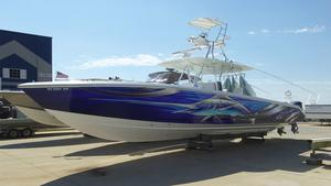 Used Venture 39 Center Console Center Console Fishing Boat For Sale