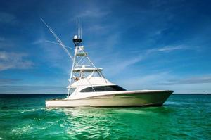Used Spencer 57 Convertible Sports Fishing Boat For Sale