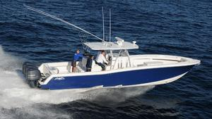 Used Invincible 42 Open Fish Center Console Fishing Boat For Sale