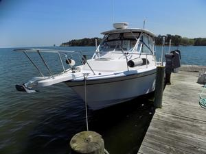 Used Grady-White Marlin 300 Cuddy Cabin Boat For Sale