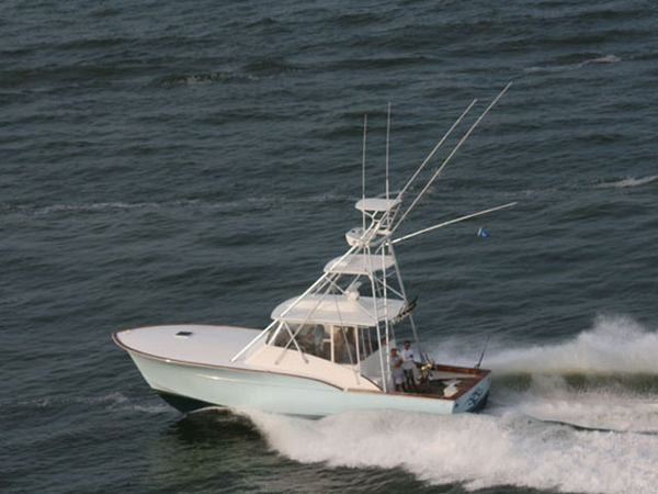 New Jersey Cape Sport Fisherman Sports Fishing Boat For Sale