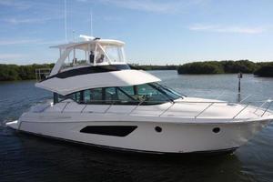 Used Tiara 5000 Flybridge Boat For Sale