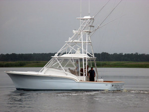 New Jersey Cape Express Fish Sports Fishing Boat For Sale