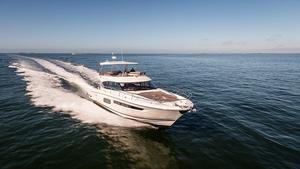New Prestige 560 Flybridge Boat For Sale