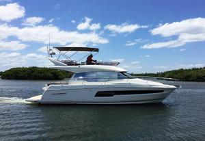 Used Prestige 460 Fly Flybridge Boat For Sale