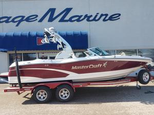 New Mastercraft X10 Aft Cabin Boat For Sale