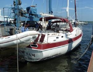 Used Morgan Out Island Classic Cruiser Sailboat For Sale