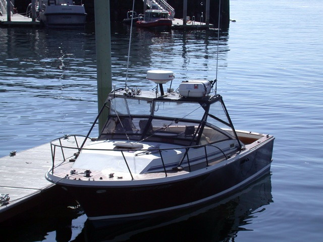 1986 used blackfin combi sports fishing boat for sale for Fishing boat dealers near me