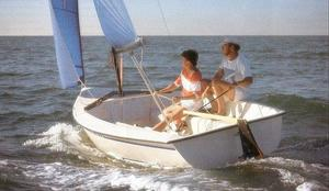 Used Precision P-15cb Daysailer Sailboat For Sale