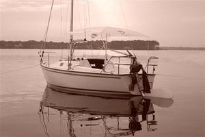 New Precision Boats 21 Racer and Cruiser Sailboat For Sale