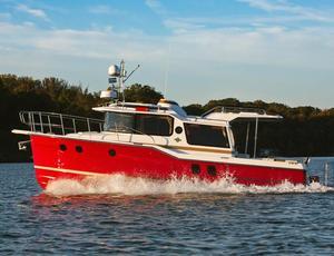 New Ranger Tug 29 Sedan In-stock Downeast Fishing Boat For Sale