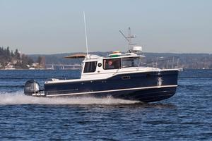 New Ranger Tug 23 Outboard In-stock Tug Boat For Sale