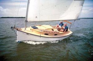 New Com-Pac Horizon Cat Daysailer Sailboat For Sale