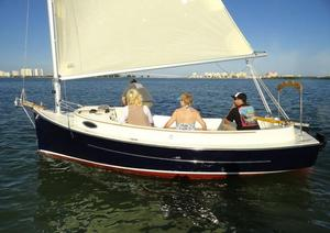 New Com-Pac Horizon Day Cat Daysailer Sailboat For Sale