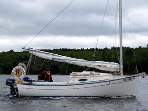 New Com-Pac Sun Cat Daysailer Sailboat For Sale