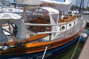 Used Baba Flying Dutchman 35 Daysailer Sailboat For Sale