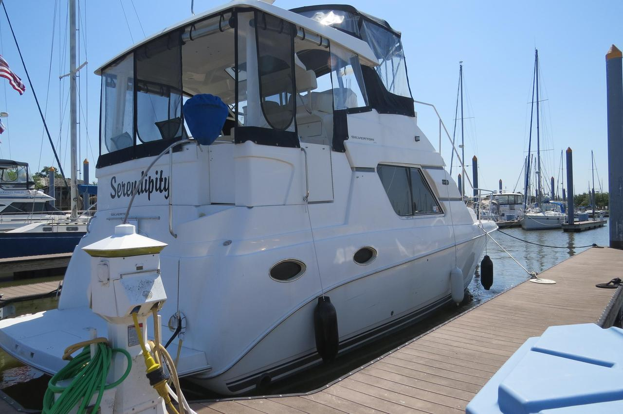 Silverton Wiring Diagram Library Glassmaster Boat Used 352 Motor Yacht For Sale