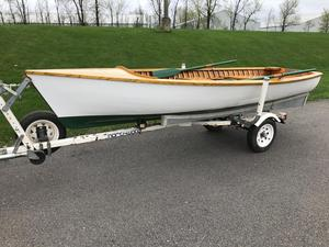 Used Hugo Rowboat Antique and Classic Boat For Sale