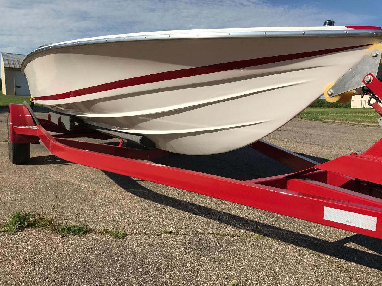 1968 Used Donzi Sweet 16 Antique And Classic Boat For Sale