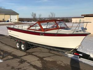 Used Skiff Craft 26 Antique and Classic Boat For Sale