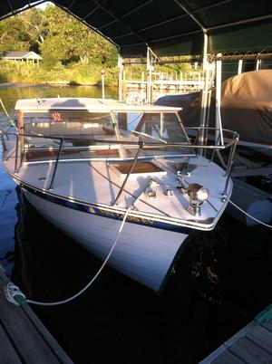 Used Skiffcraft Sedan Antique and Classic Boat For Sale