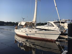 Used Contest 43 Racer and Cruiser Sailboat For Sale