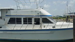 Used Jefferson Power Convertible Fishing Boat For Sale