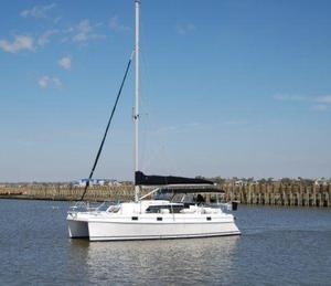Used Endeavour Catamaran 34 Catamaran Sailboat For Sale