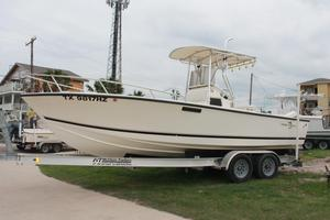 Used Albemarle 24 CC Center Console Fishing Boat For Sale