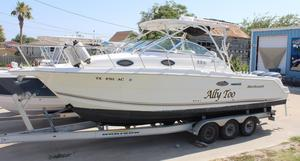 Used Wellcraft 290 Coastal Cuddy Cabin Boat For Sale