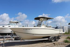 Used Scout 235 Sportfish Center Console Fishing Boat For Sale