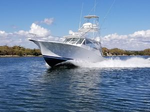 Used Luhrs Open 41 Express Cruiser Boat For Sale
