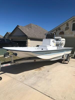 Used Dargel 210 Skout Center Console Fishing Boat For Sale