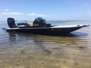 Used Scb Stingray Sport Center Console Fishing Boat For Sale