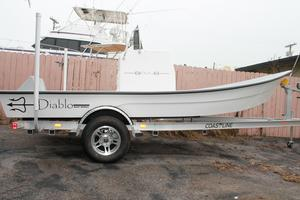 New Diablo Boat Works Center Console Fishing Boat For Sale