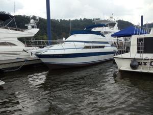 Used Carver 30 Santego Flybridge Boat For Sale