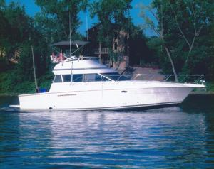 Used Silverton 41 Convertible Fishing Boat For Sale