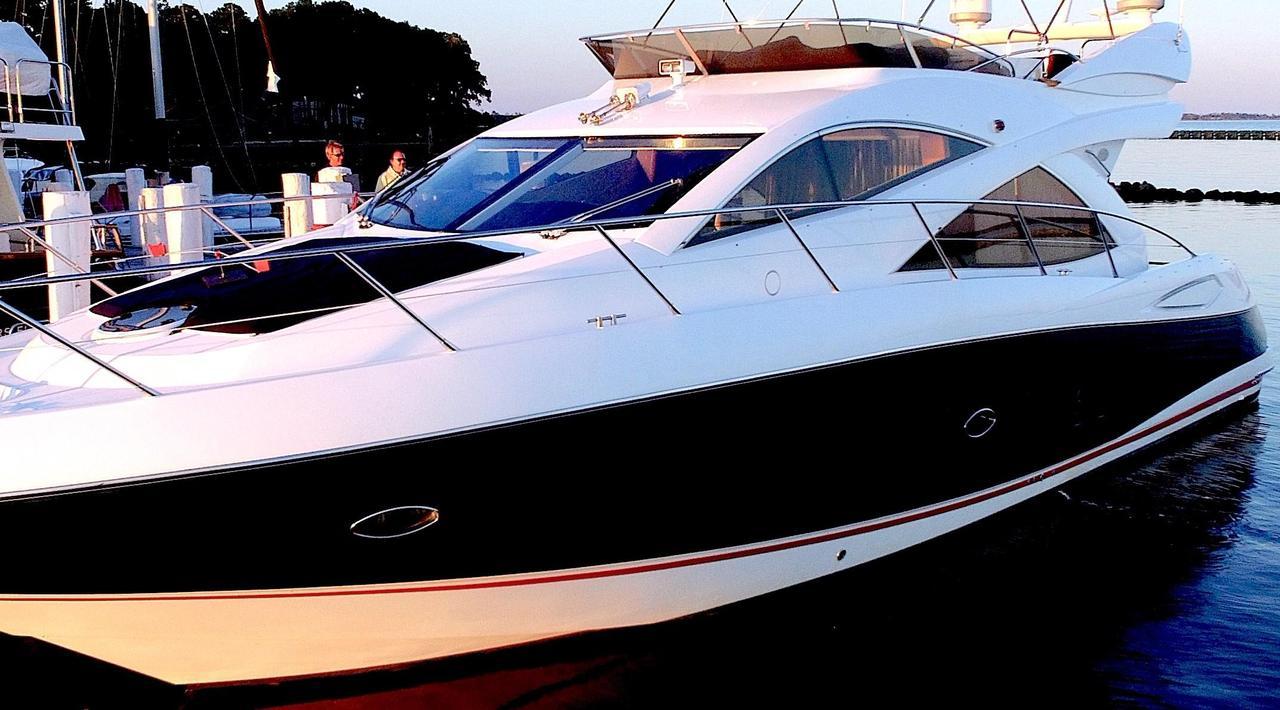 Sunseeker Boat Wiring Diagram Third Level Starcraft Diagrams Schematics 2006 Used Manhattan 50 Motor Yacht For Sale 619000 Dummies