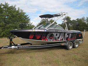 Used Mastercraft 210 Bowrider Boat For Sale