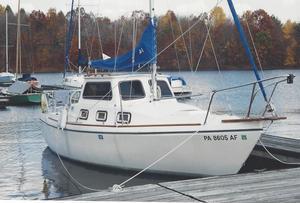 Used Allmand HMS Pilothouse Sailboat For Sale