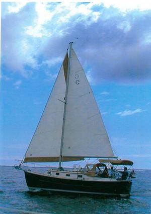 Used Com-Pac 27/3 Sloop Sailboat For Sale