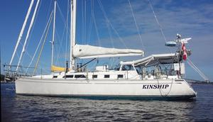 Used Saga 43 Plus Cruiser Sailboat For Sale