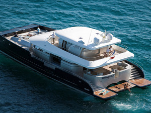 Used H2x Power Cat Power Cat Motor Yacht For Sale
