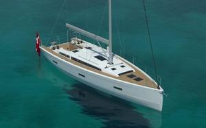 New X-Yachts 4.9 Racer and Cruiser Sailboat For Sale